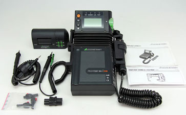 Elektrorevizní přístroje